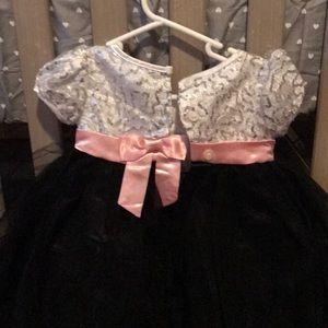 Blueberi Boulevard Dresses - Worn once baby girl sequin dress size 12M